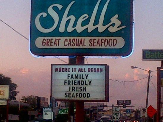 Shells: Exterior