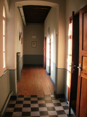 Poortackere Monasterium Hotel: Corridor
