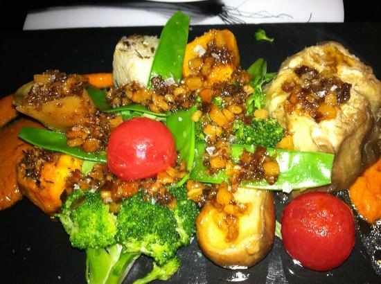 Pla Restaurant: Veggies