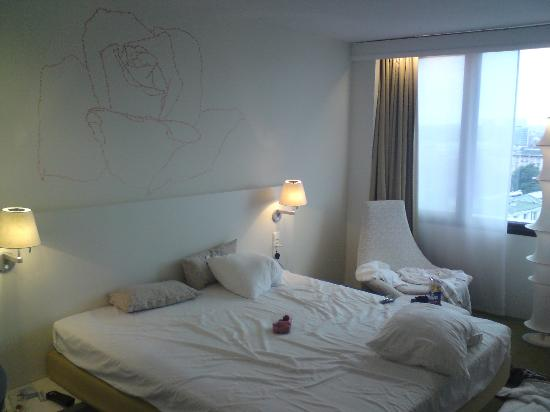 NH Brussels Bloom: Cosy room