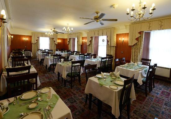 Breadalbane Arms: Restaurant