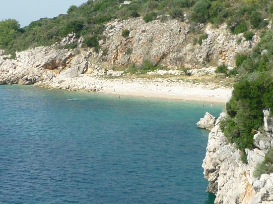 Radisson Blu Resort & Spa at Dubrovnik Sun Gardens: Hotel Beach