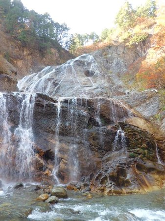 Ubagataki Falls