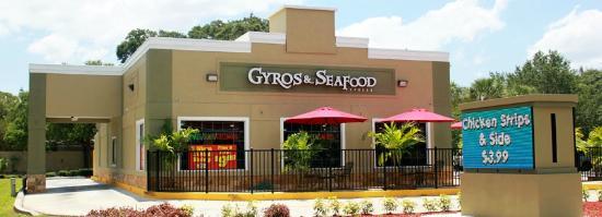 Gyros seafood express sarasota restaurant reviews for Sarasota fish restaurants