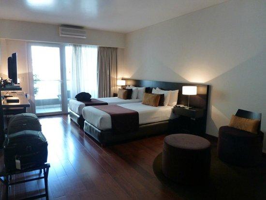 The Glu Hotel: room 104