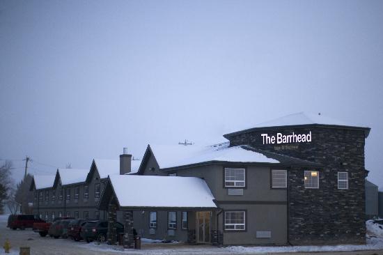 The Barrhead Inn & Suites: Barrhead Inn & Suites