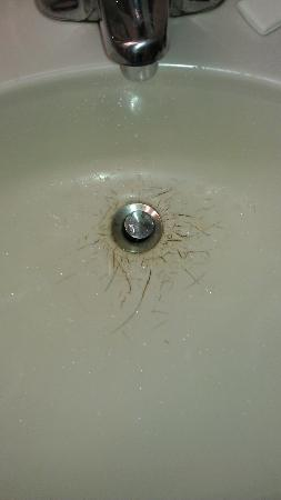 Best Western Plus Rancho Cordova Inn: Bathroom sink