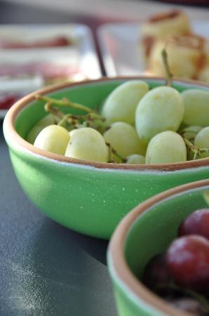 Niriida Guest House: Gourmet-Frühstück