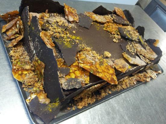 A La Petite Ruelle: Sur commande, un p'tit gâteau maison...
