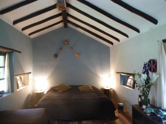 The Green House Peru: room