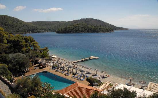 Adrina Beach: Il panorama dalla finestra