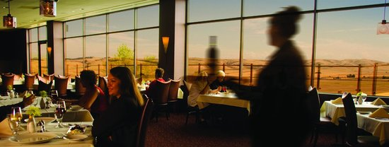 Plateau Fine Dining : View at Plateau