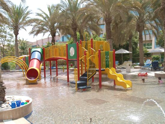 Al Raha Beach Hotel: Kids Pool