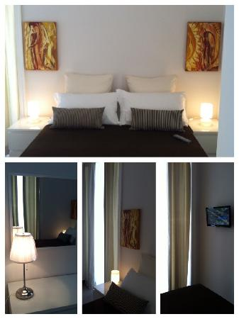 Ibed Napoli : Double superior room