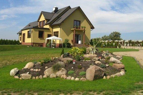 Dom Wczasowy Pieciu Pomostow