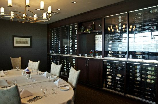 Plateau at Wildhorse Resort: Private Dining Room
