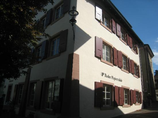 Basel Running Tours: Basel Paper Mill