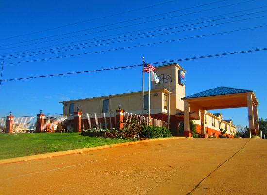 Executive Inn : Comfort Inn, Jacksonville, TX