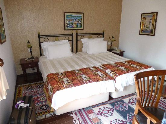 Hotel Kalehan: Our Double Superior room