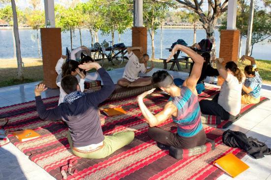 Nuad Boran - Escuela de Masaje Tradicional Tailandes