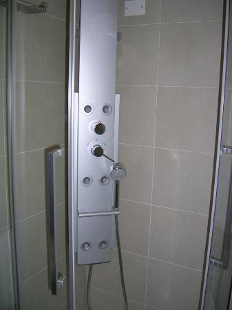 Hotel Cima Rosetta : la doccia