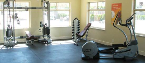 Waltons Lakefront RV Resort: Gym