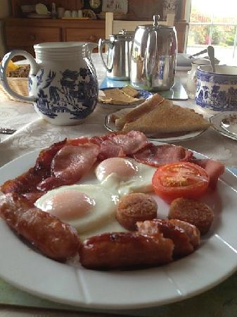 Bayview Country House: Marion's Breakfast!