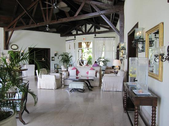 Four Seasons Resort Nevis, West Indies: Lobby