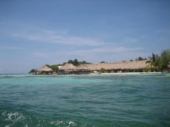 Isla Múcura: isla mucura