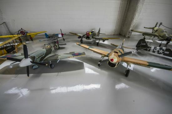 Fantasy of Flight: RC Planes