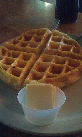 GonZo AK: Omelete waffle