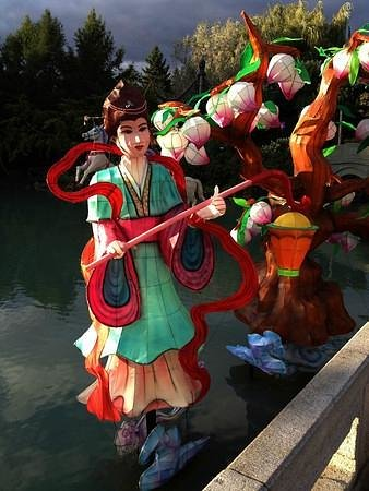 Montreal Botanical Gardens: Magic of Lanterns