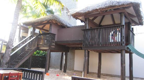 Radisson Blu Resort Fiji Denarau Island: The Kid Club facilities.