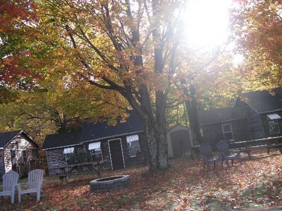 Pemi Cabins: cabin 2
