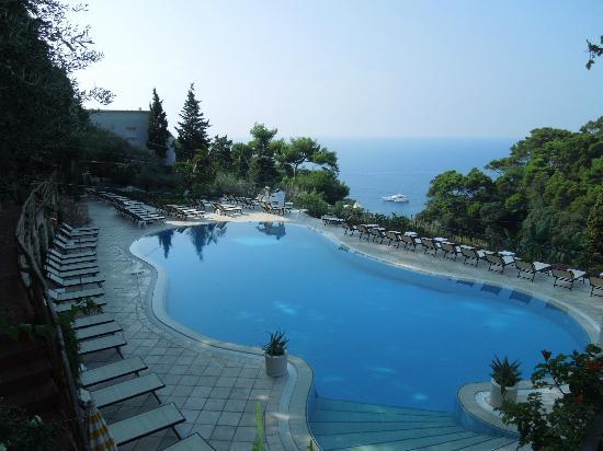 Hotel La Vega: pool