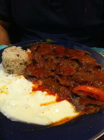 Mekan Istanbul : Iskender Kebab