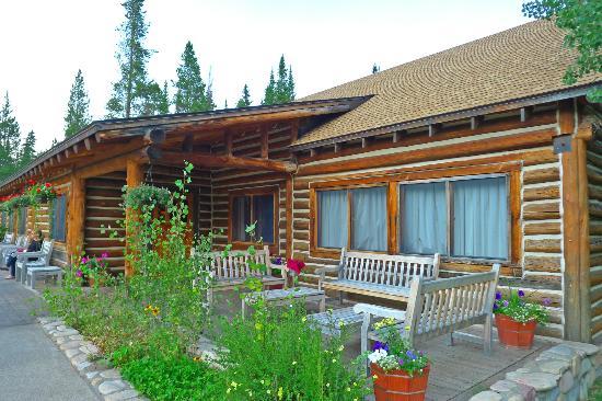 Elegant Jenny Lake Lodge Dining Room: Jenny Lake Lodge Main Building Part 28
