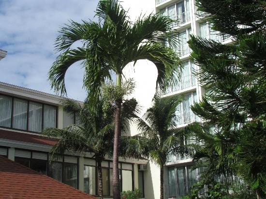 Breezes Resort & Spa Bahamas: Side of resort