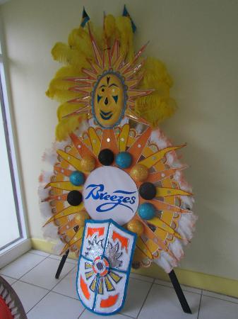 Breezes Resort & Spa Bahamas: In entertainment area