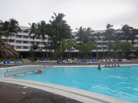 Main Building Bild Von Hotel Riu Naiboa Punta Cana