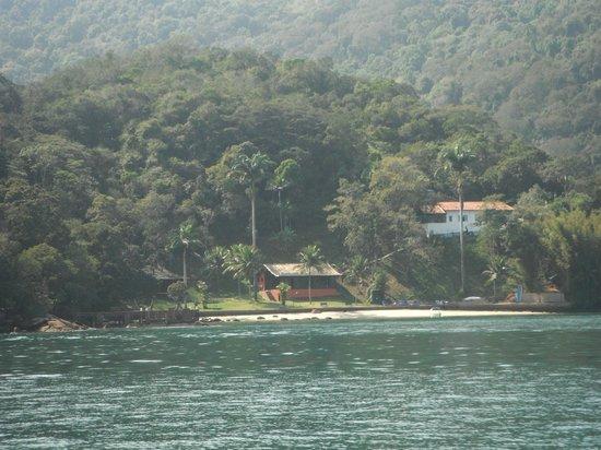 Lagoa Azul: pousada