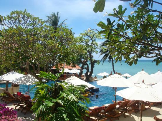 Koh Samui Hotel Auf See