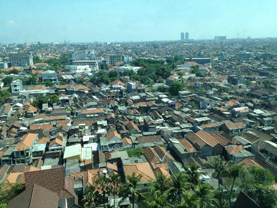 Sheraton Surabaya Hotel & Towers: view from my room