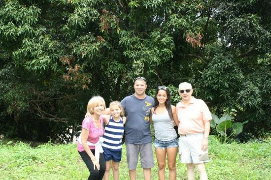 JungleQui Rainforest EcoAdventure Park: Great family day