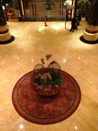 Sheraton Surabaya Hotel & Towers: another view of lobby
