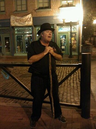 St. Louis Fun Trolley Tours: Dave the tour guide