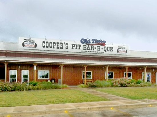 Cooper S Old Time Pit Bar B Que Fort Worth Restaurant