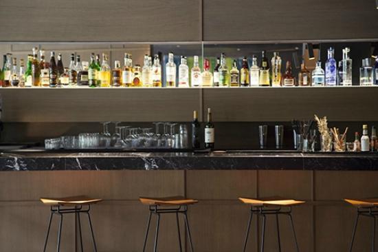 Alma Barcelona: The bar