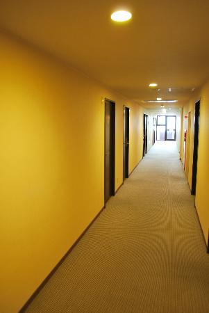 APA Hotel Suzuka Chuo: 廊下