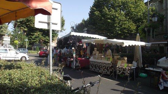 Pezenas Market